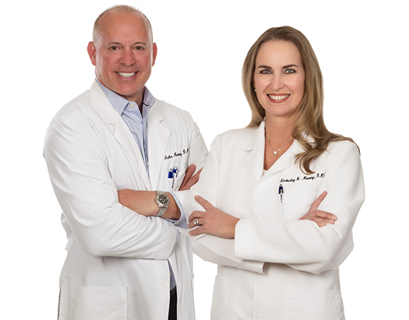 Drs. Art & Kim Mowery and Dr. Sean Williams- Gainesville, Fl